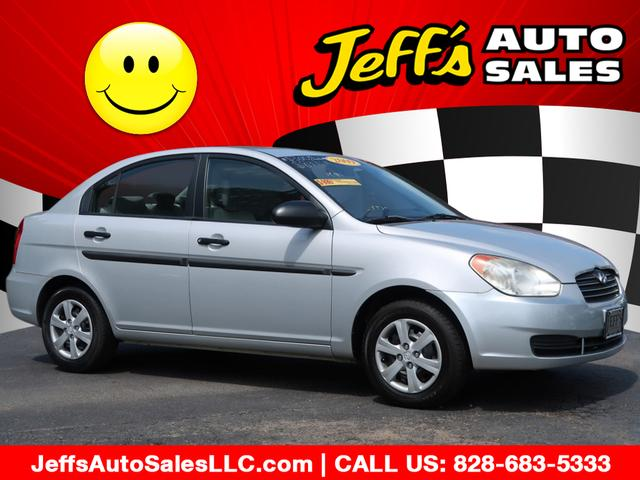 2009 Hyundai Accent GLS for sale by dealer