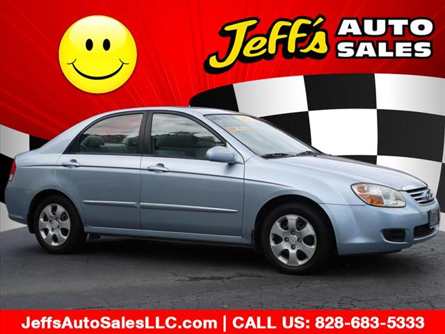 2007 Kia Spectra LX for sale by dealer