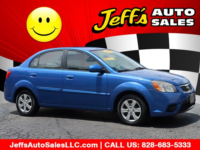 2010 Kia Rio LX for sale by dealer