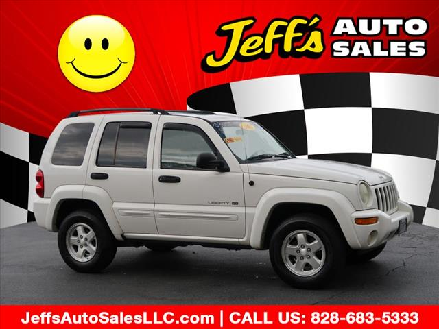 2002 Jeep Liberty Limited for sale by dealer