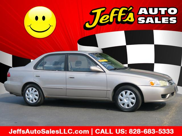 2002 Toyota Corolla LE for sale by dealer