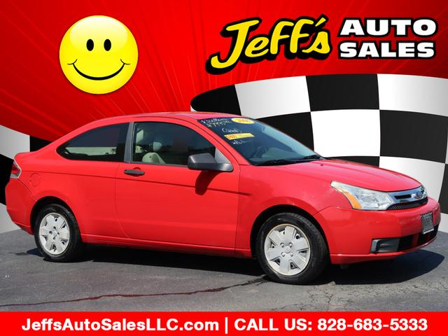 2008 Ford Focus S for sale by dealer