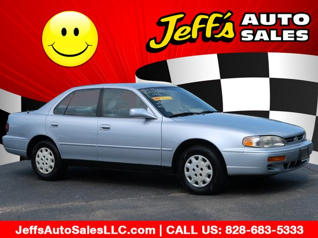 1996 Toyota Camry LE for sale by dealer