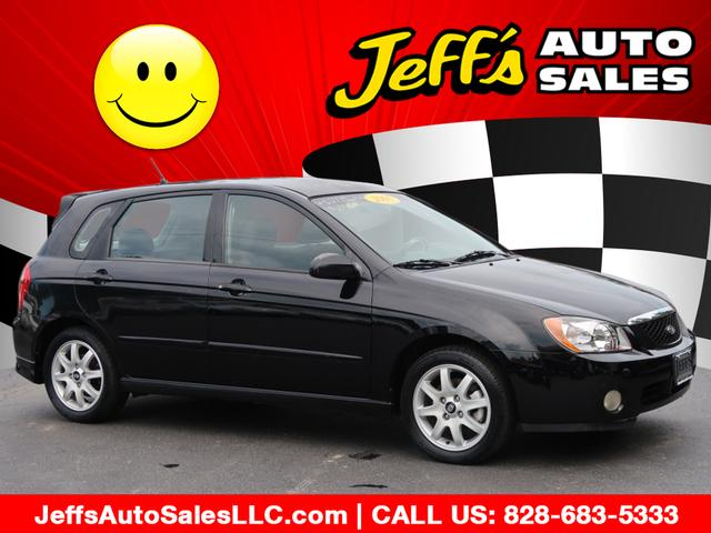 2005 Kia Spectra Spectra5 for sale by dealer