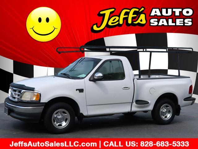 1999 Ford F-150 XLT for sale by dealer