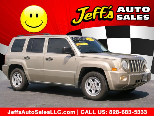2010 Jeep Patriot Latitude for sale by dealer