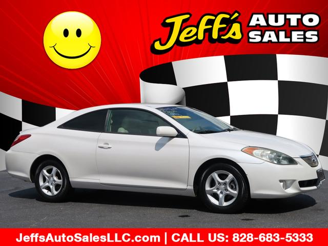2004 Toyota Camry Solara SE for sale by dealer