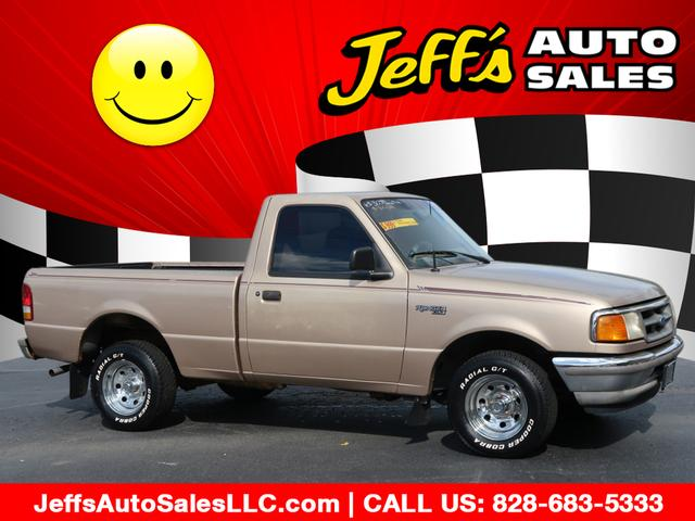 1995 Ford Ranger XLT for sale by dealer
