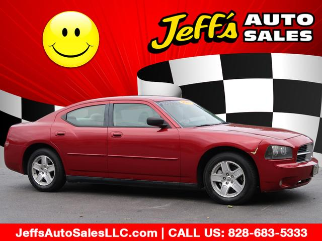 2007 Dodge Charger for sale by dealer