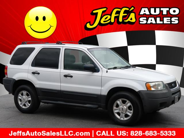 2004 Ford Escape XLT for sale by dealer