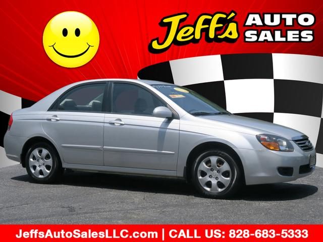 2009 Kia Spectra EX for sale by dealer