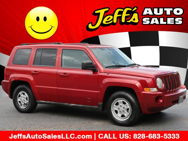 2010 Jeep Patriot Sport for sale by dealer