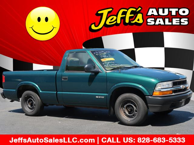 1998 Chevrolet S-10 Base for sale by dealer