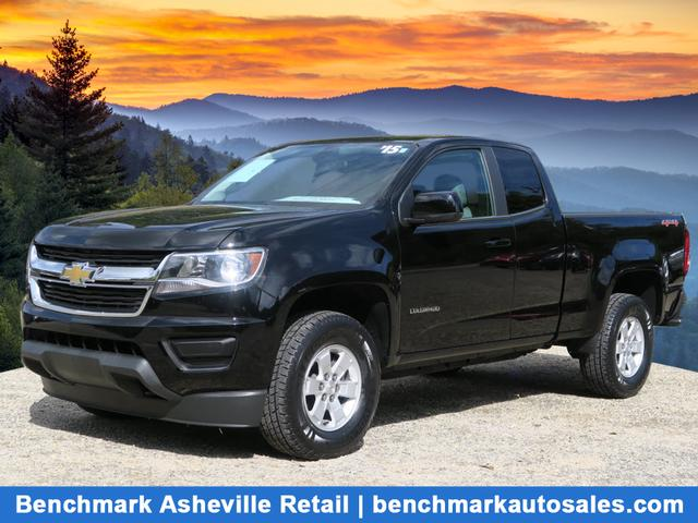 2015 Chevrolet Colorado Work Truck for sale by dealer