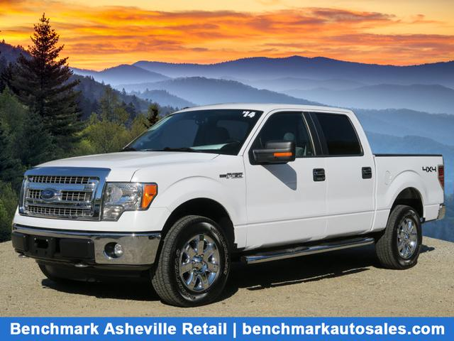 2014 Ford F-150 XLT for sale by dealer