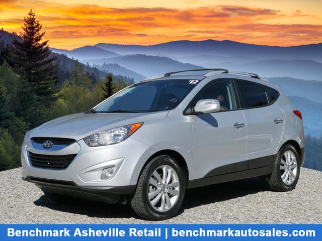 2012 Hyundai Tucson Limited for sale by dealer