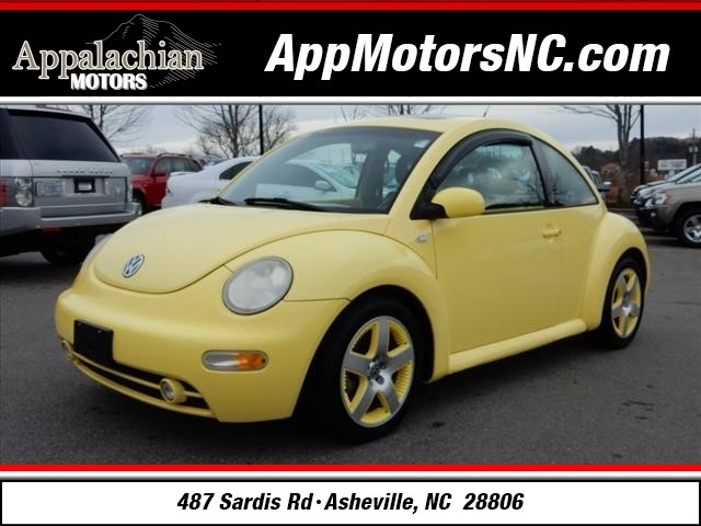 Volkswagen New Beetle GLS 1.8T in Asheville