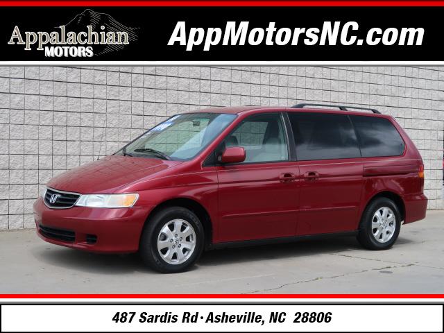 Honda Odyssey EX-L in Asheville