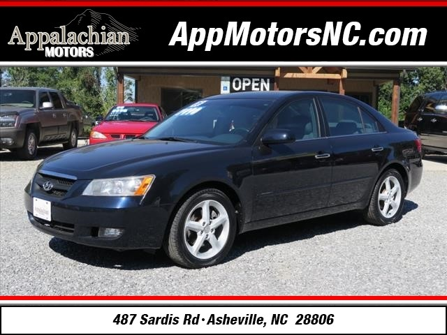 2006 Hyundai Sonata Gls V6 For Sale In Asheville