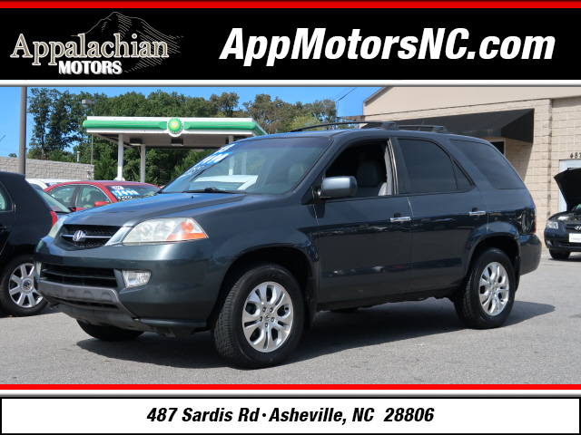 2003 acura mdx touring for sale in asheville. Black Bedroom Furniture Sets. Home Design Ideas