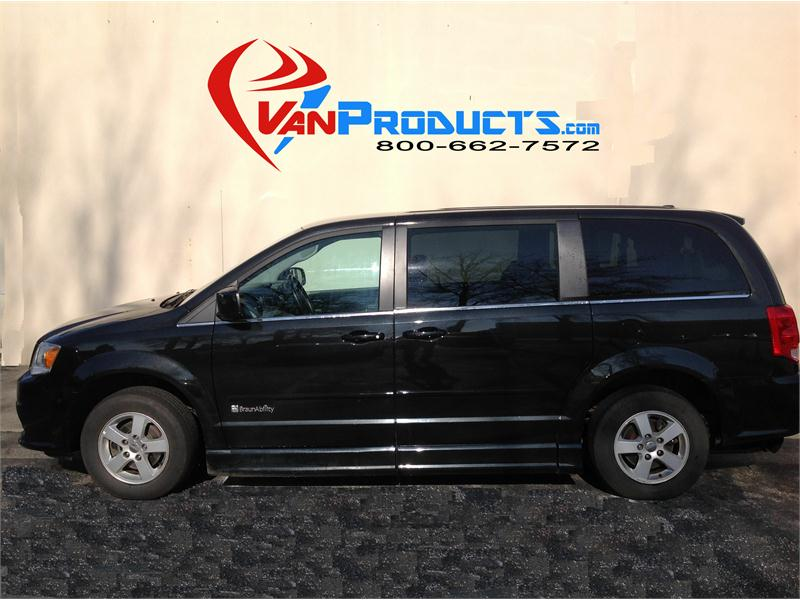 2012 Dodge Grand Caravan for sale by dealer