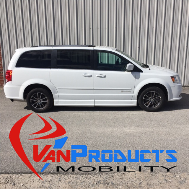 2017 Dodge  Grand Caravan SXT  for sale by dealer