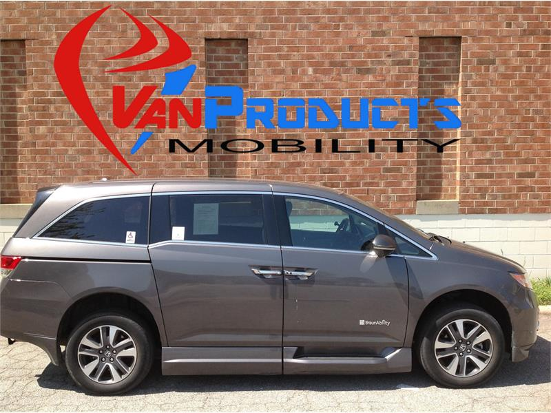 2015 Honda Odyssey Touring  for sale by dealer