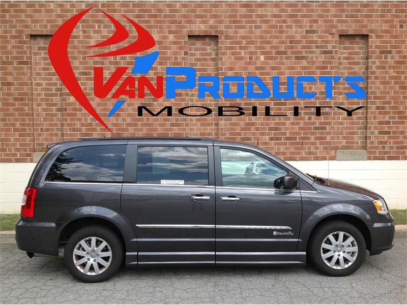 2016 Chrysler Town & Country Touring  for sale by dealer