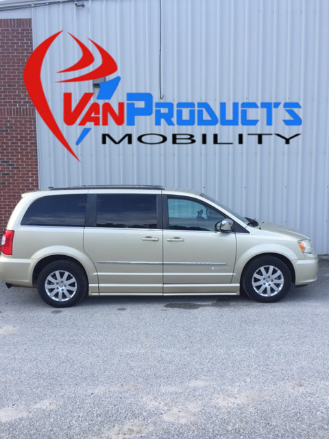 2011 Chrysler  Town & Country Touring  for sale by dealer