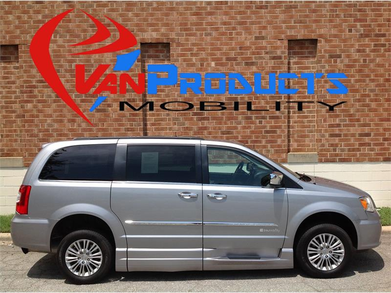2015 Chrysler  Town & Country Touring L  for sale by dealer