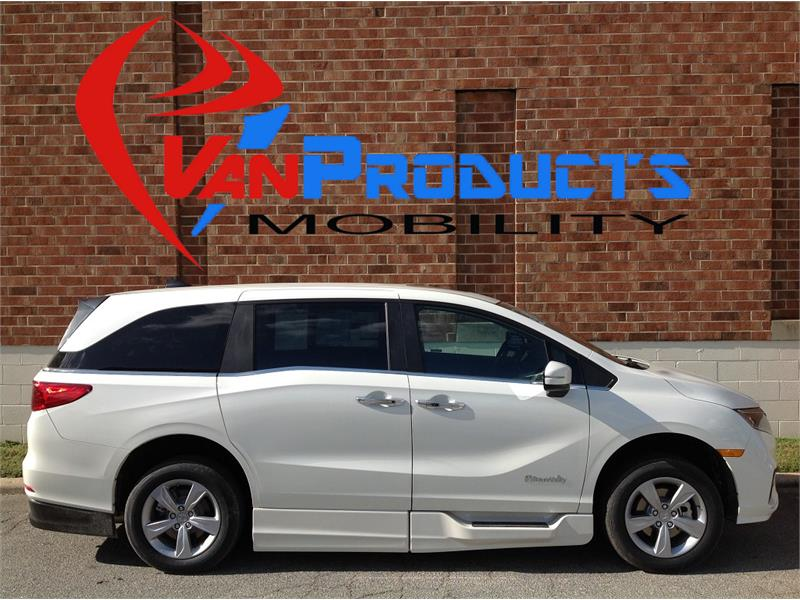 2019 Honda Odyssey EX-L NAV & RES for sale by dealer