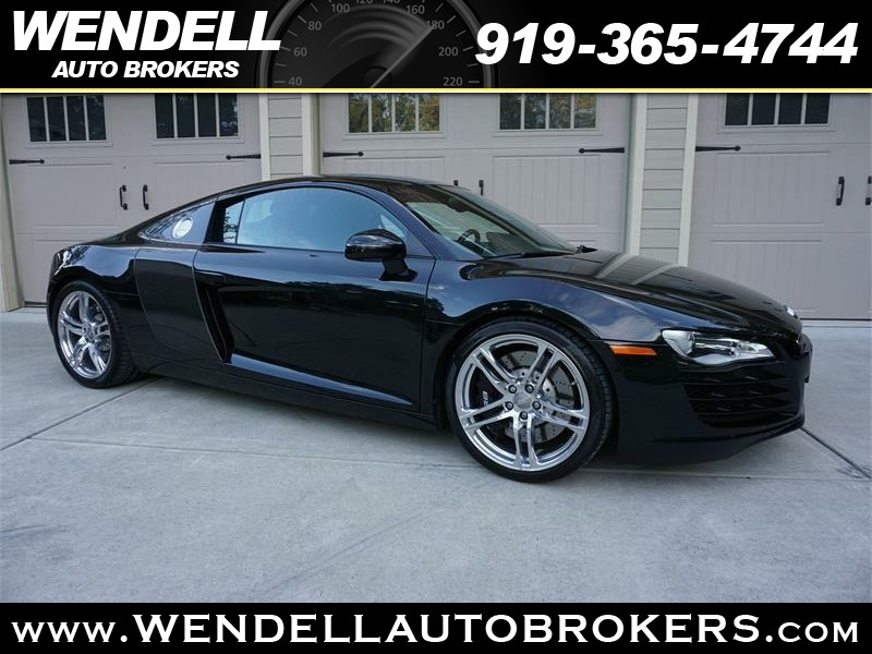 2011 AUDI R8 4.2 QUATTRO for sale!