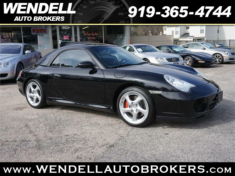 2004 PORSCHE 911 CARRERA 4S for sale!