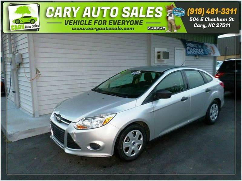 2013 FORD FOCUS S for sale by dealer