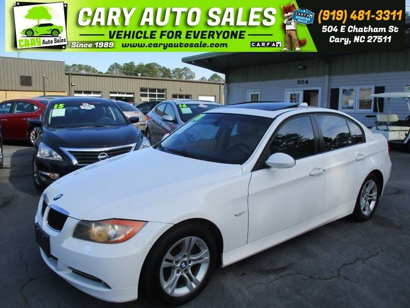 2008 BMW 328 XI SULEV for sale by dealer