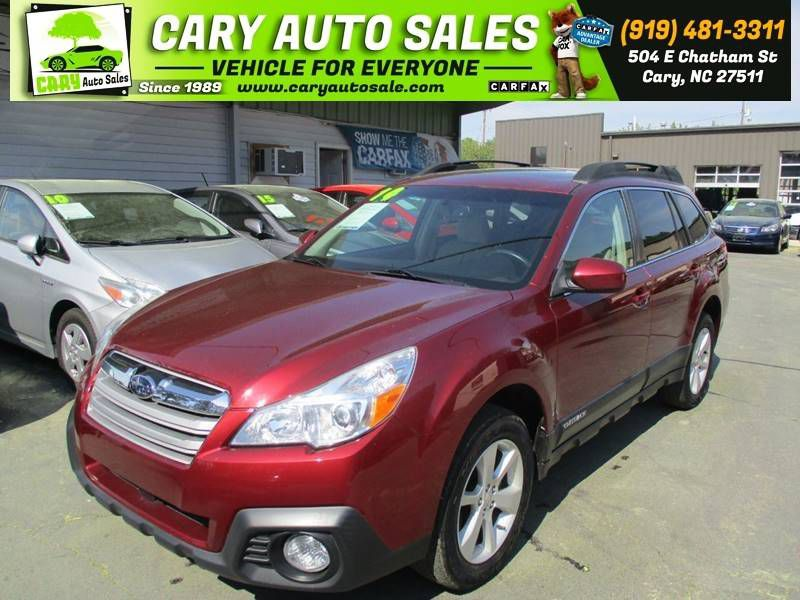 2013 SUBARU OUTBACK 2.5I PREMIUM for sale by dealer
