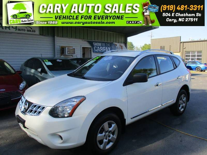 2015 NISSAN ROGUE SELECT S for sale by dealer