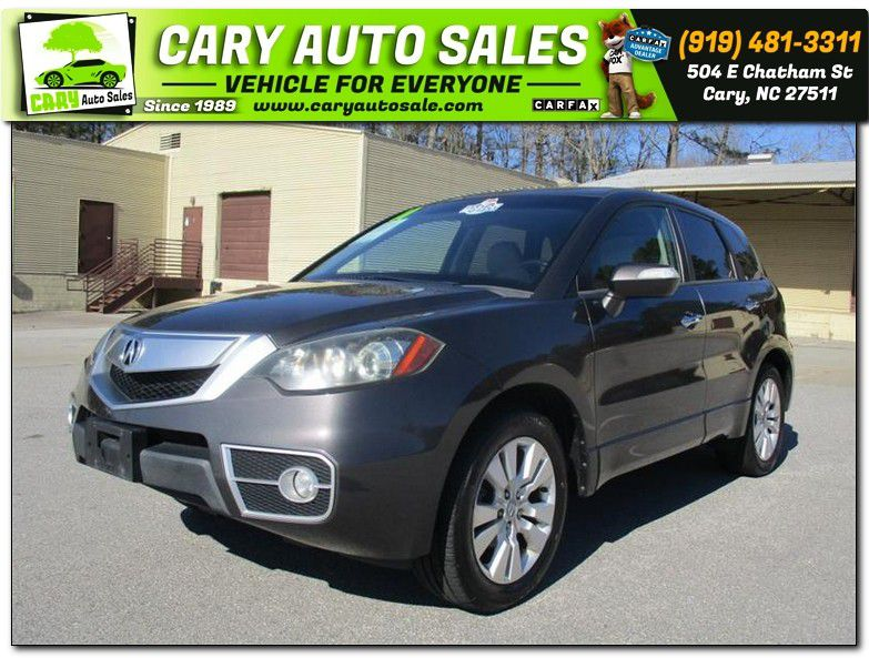 2011 ACURA RDX TECHNOLOGY for sale by dealer