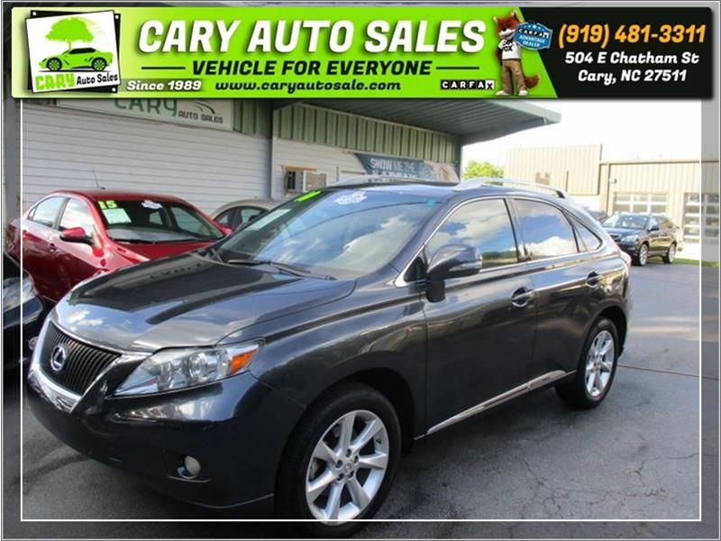 2010 LEXUS RX 350 for sale by dealer