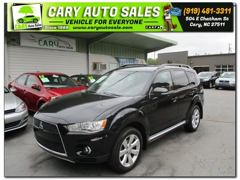 2010 MITSUBISHI OUTLANDER XLS for sale by dealer