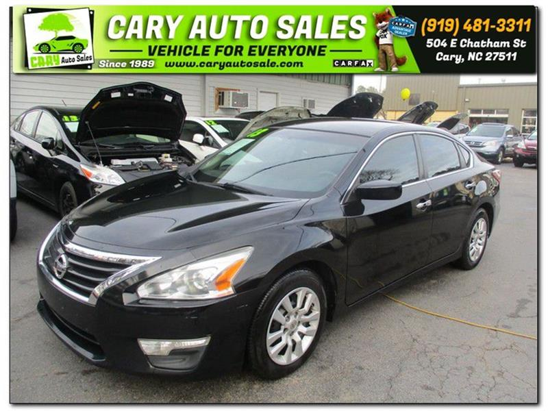 2013 NISSAN ALTIMA 2.5 for sale by dealer