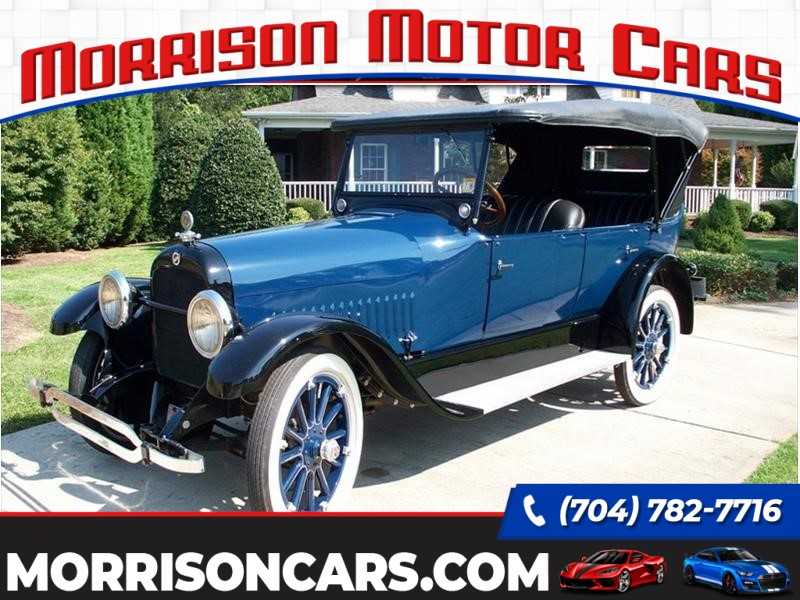 1922 STUDEBAKER TOURING for sale by dealer