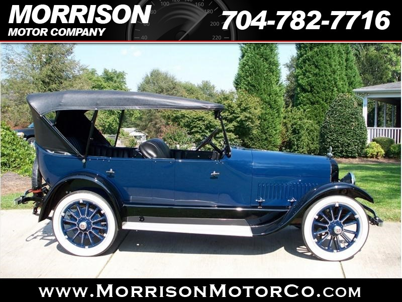1922 Studebaker Touring For Sale In Concord