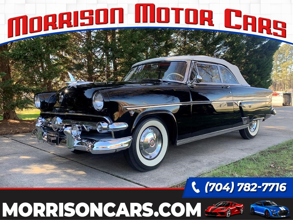 1954 Ford Crestliner for sale by dealer