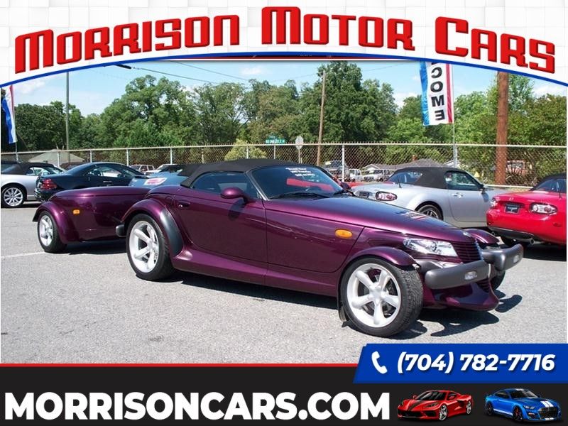 1997 Plymouth Prowler for sale by dealer