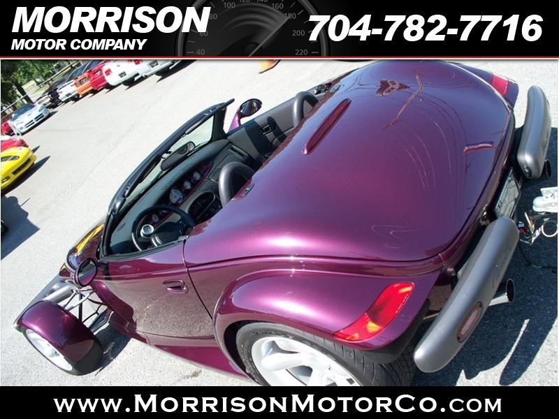 1997 plymouth prowler for sale in concord. Black Bedroom Furniture Sets. Home Design Ideas