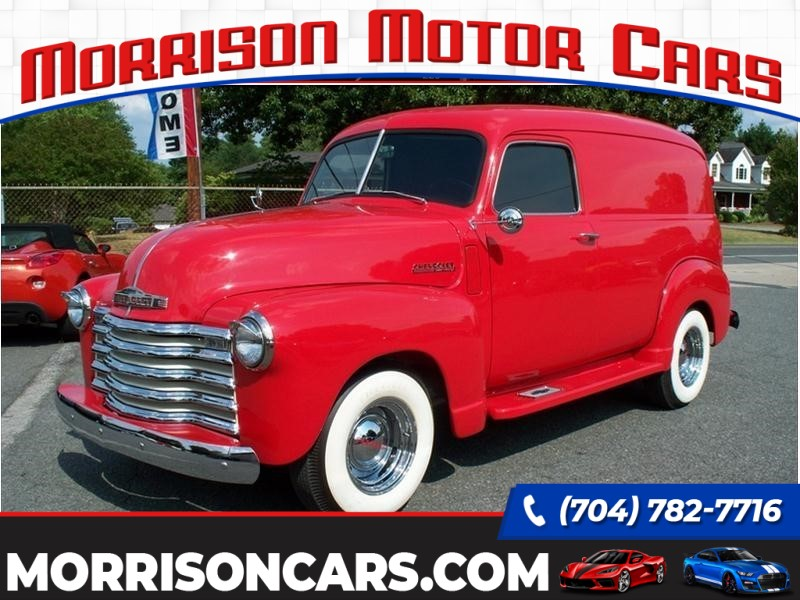 1951 CHEVROLET 3100 Panel for sale by dealer