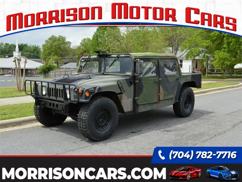 2004 AM General Humvee for sale by dealer