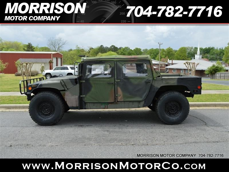 2004 Am General Humvee For Sale In Concord