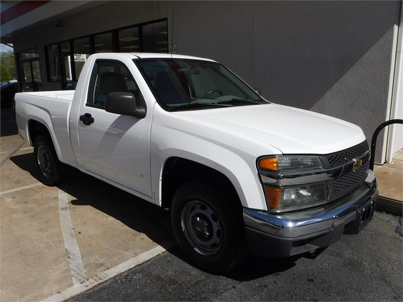 2007 CHEVROLET COLORADO for sale by dealer